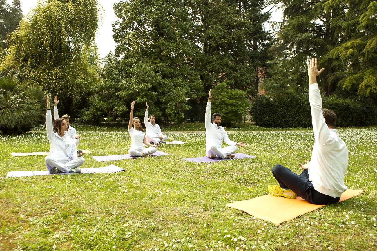 Promozione settimanale con escursioni in e-bike e lezioni di meditazione e yoga
